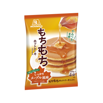 森永ホットケーキミックス ドーナツ