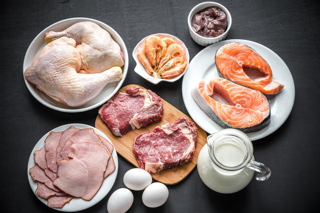 タンパク質が多い食品を紹介。高...