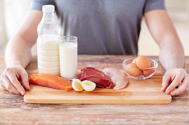 タンパク質の必要量】タンパク質はどれくらい摂ればいい ?