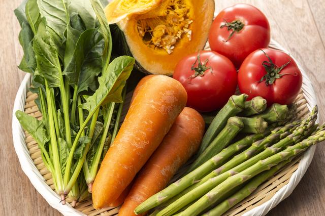 ビタミンAの働きと摂取目安量、ビタミンAを含む食品を紹介