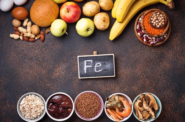 含む 食品 鉄分 を 多く 貧血対策にも!意外と知らない「鉄分」を多く含む食べもの15選
