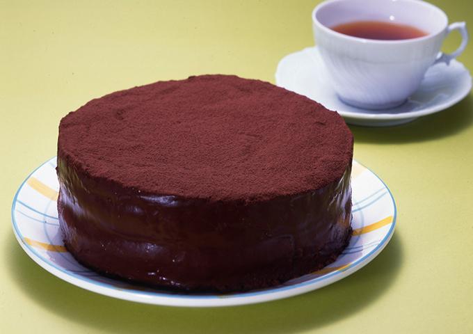 チョコレートレシピ: チョコレートケーキ : 失敗しらず!プロのチョコレートケーキ